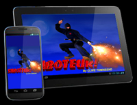 saboteur! remake mobile tablet